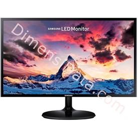 Jual LED Monitor SAMSUNG [LS19F350HNEXXD]